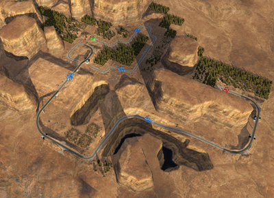 Trackmania 2 mapping page 13 for Danse passer sous une barre